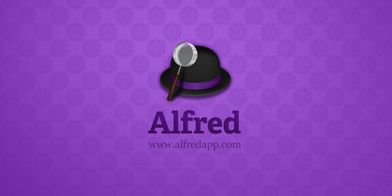 Must-use Alfred Workflows